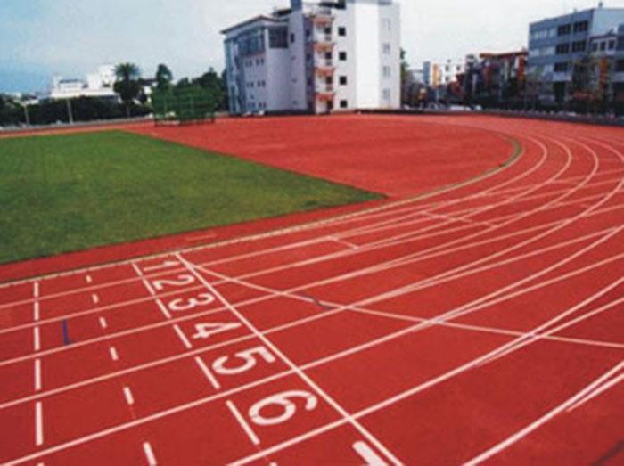 深圳塑胶跑道,橡胶跑道,透气型跑道,复合型跑道